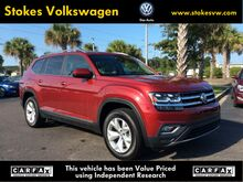 2018 Volkswagen Atlas V6 SEL North Charleston SC