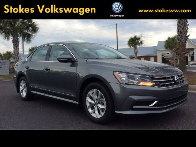 2017 Volkswagen Passat 1.8T S North Charleston SC