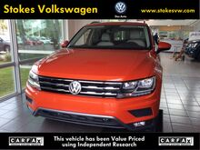 2018 Volkswagen Tiguan 2.0T SE 4Motion North Charleston SC