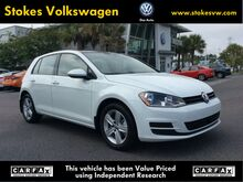 2017 Volkswagen Golf 1.8T Wolfsburg Edition North Charleston SC