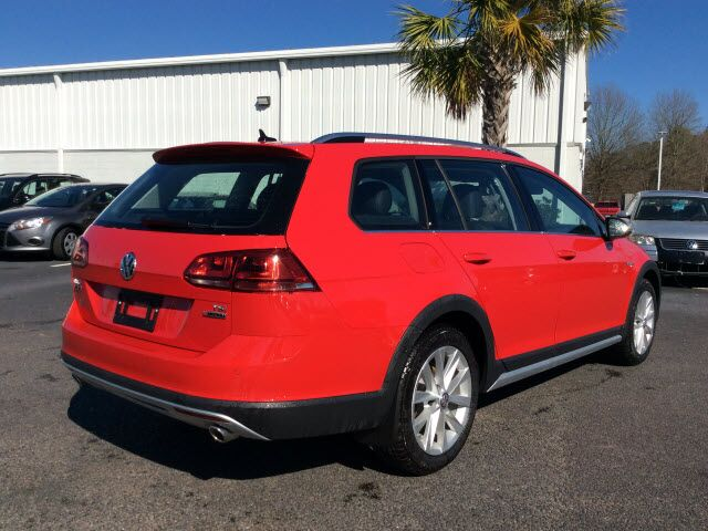 2017 Volkswagen Golf Alltrack TSI SE 4Motion North Charleston SC