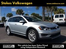 2017 Volkswagen Golf Alltrack TSI S 4Motion North Charleston SC