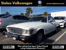 1981 Mercedes-Benz 380-Class 380 SL North Charleston SC