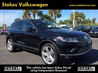 Volkswagen Touareg V6 Executive 2017
