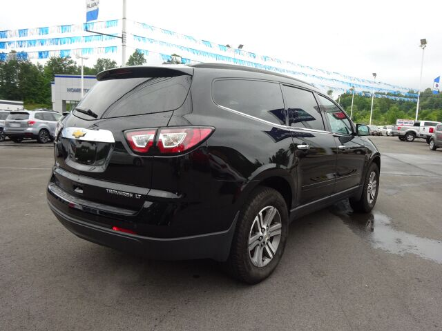 2016 chevrolet traverse awd 4dr lt w 1lt mount hope wv 14342780. Black Bedroom Furniture Sets. Home Design Ideas