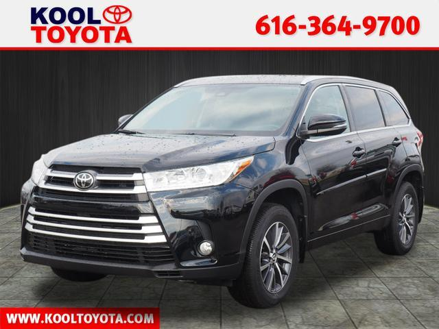 2017 Toyota Highlander XLE Grand Rapids MI
