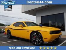 2012 Dodge Challenger SRT8 Yellow Jacket Brockton MA