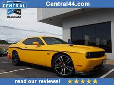 Dodge Challenger SRT8 Yellow Jacket 2012