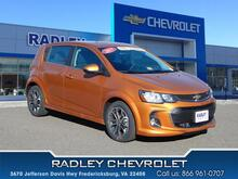2017 Chevrolet Sonic LT RS Northern VA DC