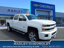 2017 Chevrolet Silverado 2500HD LTZ Northern VA DC
