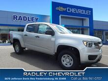 2017 Chevrolet Colorado Work Truck Northern VA DC