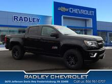 2017 Chevrolet Colorado 4WD Z71 Crew Cab Northern VA DC