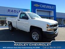 2017 Chevrolet Silverado 1500 Work Truck 1wt Northern VA DC