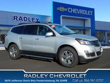 2017 Chevrolet Traverse FWD 2 LT Northern VA DC