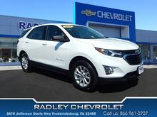2018 Chevrolet Equinox LS Northern VA DC
