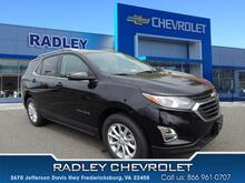 2018 Chevrolet Equinox LT FWD Northern VA DC