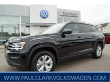 2018 Volkswagen Atlas V6 Launch Edition Brockton MA