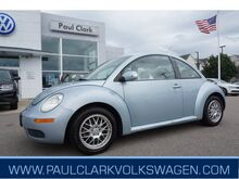 2009 Volkswagen New Beetle Base PZEV Brockton MA