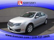2010 Ford Fusion SE Duluth MN