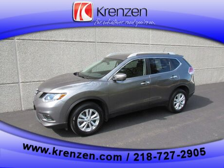 2014 nissan rogue sv w 3rd row duluth mn 14769031. Black Bedroom Furniture Sets. Home Design Ideas
