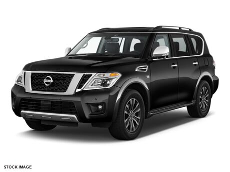 2017 nissan armada sl duluth mn 16089620. Black Bedroom Furniture Sets. Home Design Ideas
