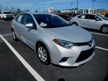 2016 Toyota Corolla LE 4dr Sedan Enterprise AL