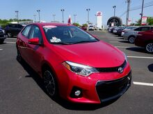 2015 Toyota Corolla S Plus 4dr Sedan CVT Enterprise AL
