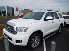 2017 Toyota Sequoia Limited 4x2 4dr SUV Enterprise AL