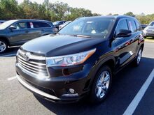 2016 Toyota Highlander Limited 4dr SUV Enterprise AL