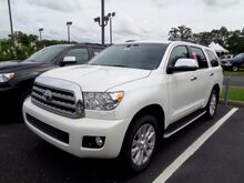 2016 Toyota Sequoia Platinum 4x2 4dr SUV Enterprise AL