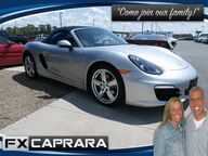 2016 Porsche Boxster 2DR ROADSTER Watertown NY