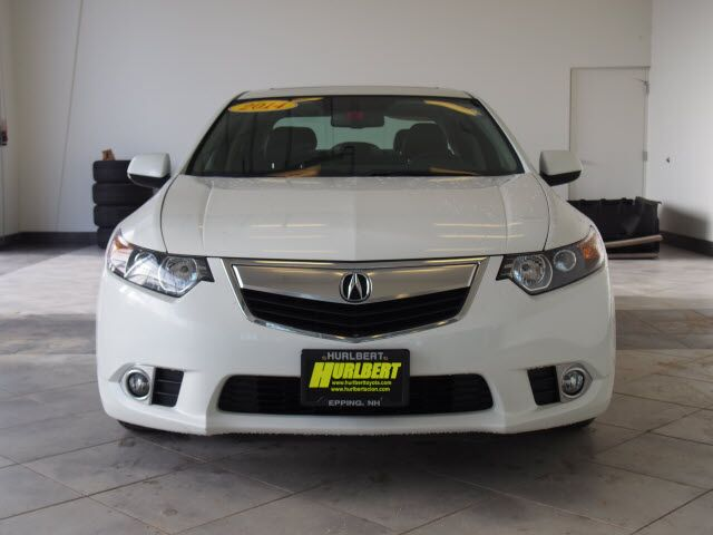 2014 Acura TSX Base Epping NH