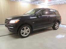 2012 Mercedes-Benz M-Class ML350 Tiffin OH
