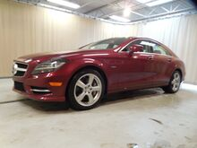 2012 Mercedes-Benz CLS CLS550 4MATIC Tiffin OH