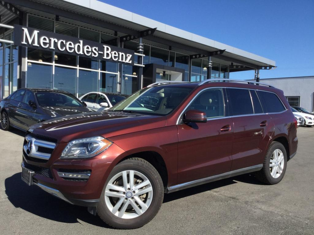 2014 mercedes benz gl gl350 bluetec yakima wa 16635602 for 2014 mercedes benz gl