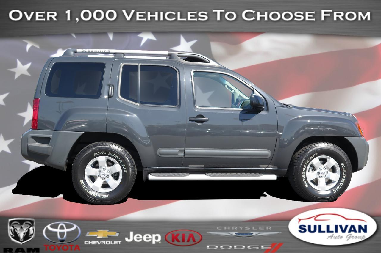 Certified Pre Owned Nissan Xterra Upcomingcarshq Com