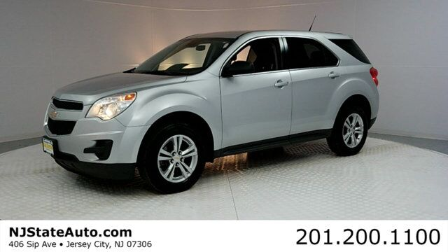 2012 Chevrolet Equinox AWD 4dr LS Jersey City NJ