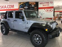 2013 Jeep Wrangler Unlimited CALL#1-580-798-4900**4X4*LIFT*RIMS AND TIRES**BAD BOY!!!*****WWW.MAYESKIA.COM Norman OK