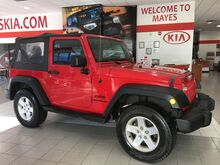 2014 Jeep Wrangler CALL#1-580-798-4900**4X4*SOUND BAR*FACTORY WARRANTY***WWW.MAYESKIA.COM Norman OK