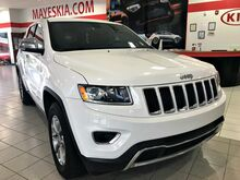 2016 Jeep Grand Cherokee CALL#1-580-798-4900*LEATHER*PUSH BUTTON START*LIMITED EDITION*****WWW.MAYESKIA.COM Norman OK