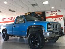 1990 Chevrolet 2500 Pickups CALL#1-580-798-4900**4X4*REG CAB*RUNS GREAT!!!***WWW.MAYESKIA.COM Norman OK