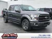 Ford F-150 SuperCrew 4WD Lariat-- Questions? Cell/Text 24/7 @ 731-335-4854 2015