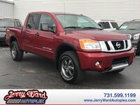 Nissan Titan Crew Cab 4WD PRO-4X -- Questions? Cell/Text 24/7 @ 731-335-4854 2015