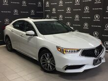 2018 Acura TLX 3.5 V-6 9-AT P-AWS with Technology Package and 18