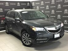 2016 Acura MDX with Technology Package San Juan TX