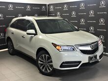 2016 Acura MDX SH-AWD with Technology Package San Juan TX