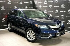 2016 Acura RDX with Technology Package San Juan TX