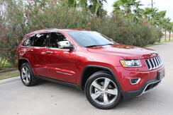 2015 Jeep Grand Cherokee Limited San Juan TX
