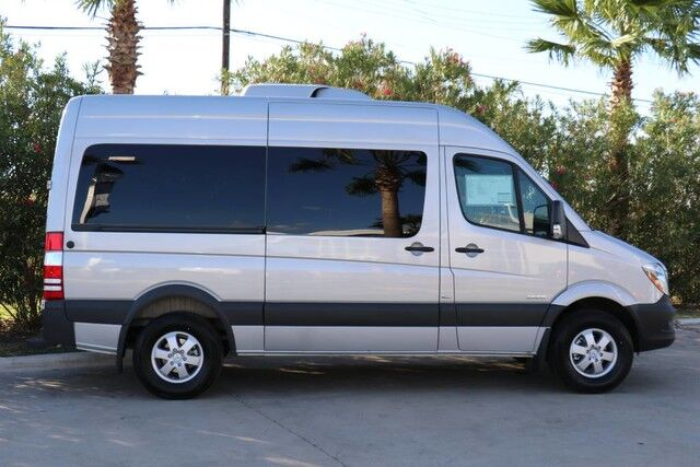 2016 mercedes benz sprinter passenger vans san juan tx for 7 passenger mercedes benz