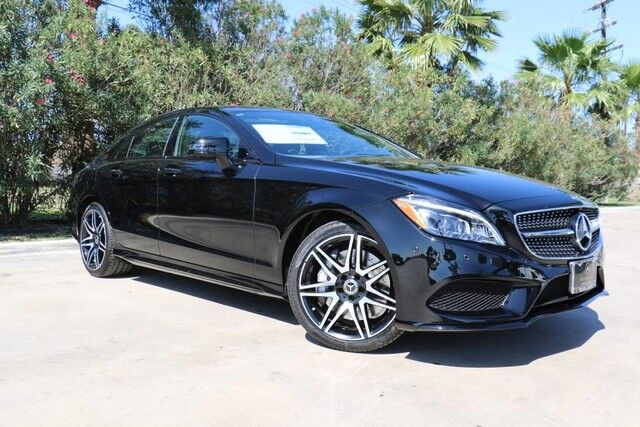 2017 mercedes benz cls cls 550 san juan tx 17054539 for Mercedes benz service b coupons 2017